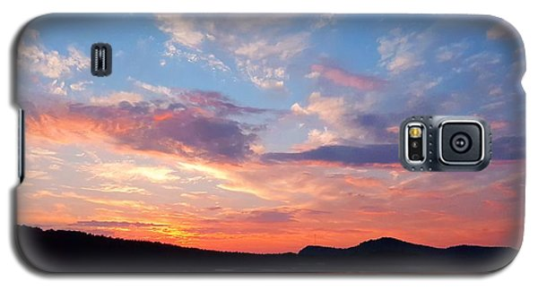 Sunset At Ministers Island Galaxy S5 Case