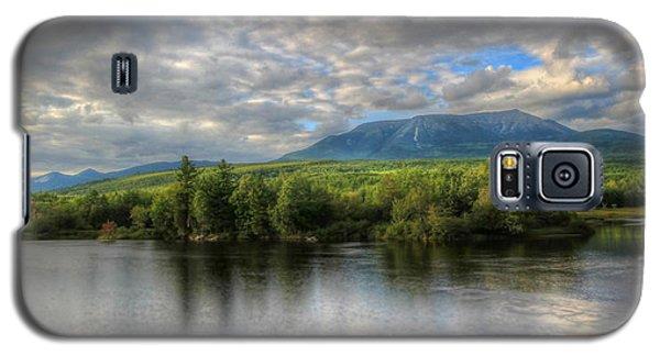 Sunset At Mt. Katahdin Galaxy S5 Case