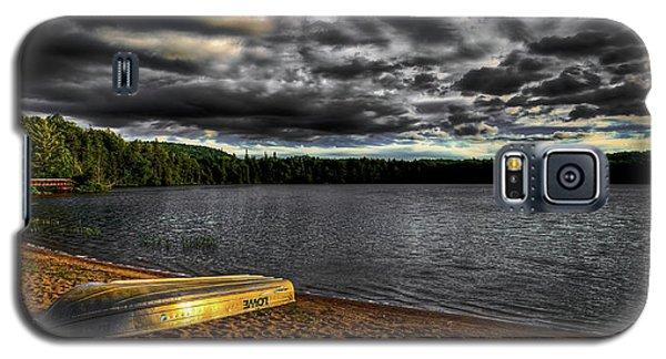 Sunset At Nicks Lake Galaxy S5 Case by David Patterson