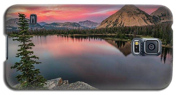 Sunset At Notch Lake Galaxy S5 Case