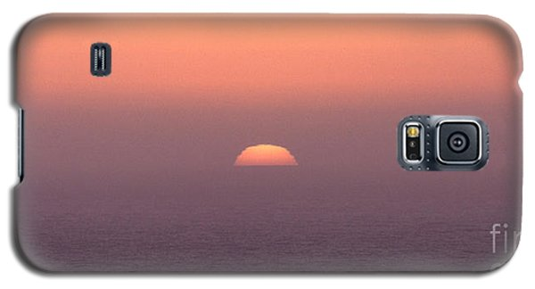 Sunset At Pacifica Galaxy S5 Case