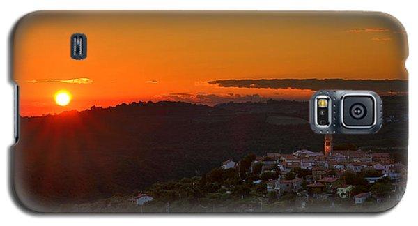 Sunset At Padna Galaxy S5 Case