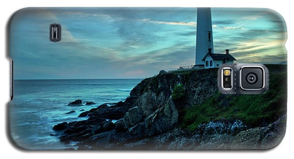 Sunset At Pigeon Point Galaxy S5 Case