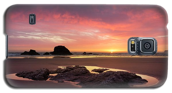 Sunset At Ruby Beach Galaxy S5 Case
