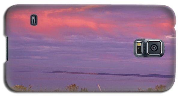 Sunset At Sequim Galaxy S5 Case