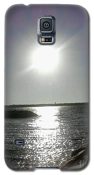 Sunset At Solomons Island Md Galaxy S5 Case