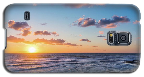 Sunset At Swami's Beach  Galaxy S5 Case
