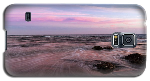 Sunset At The Atlantic Galaxy S5 Case