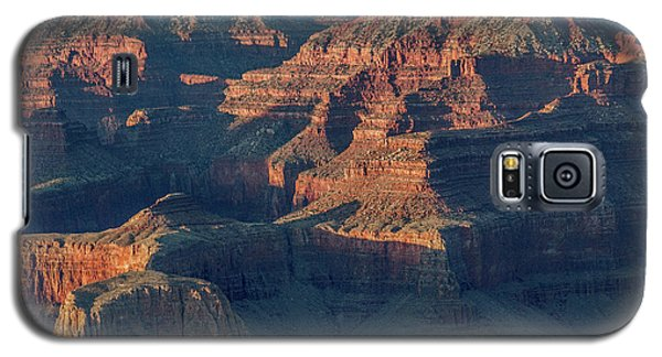 Sunset At The South Rim, Grand Canyon Galaxy S5 Case