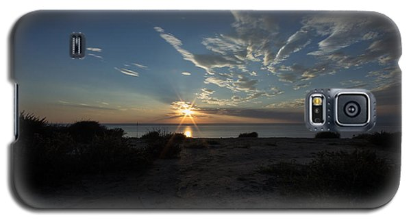 Sunset At Torrey Pines Galaxy S5 Case