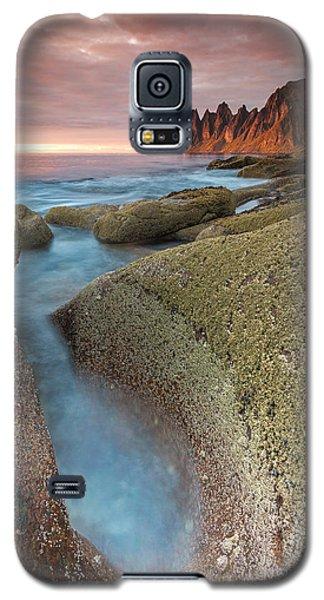 Sunset At Tungeneset Galaxy S5 Case