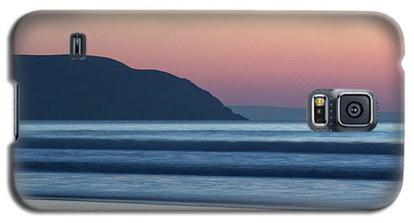 Sunset At Woolacombe Galaxy S5 Case