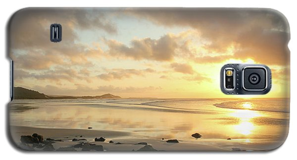 Sunset Beach Delight Galaxy S5 Case