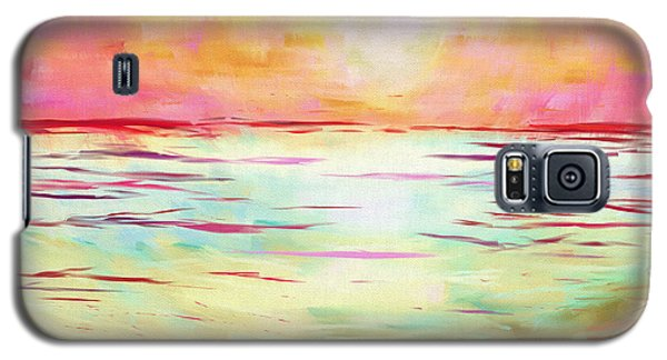 Sunset Beach Galaxy S5 Case by Jeremy Aiyadurai