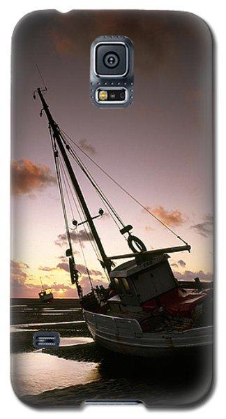 Sunset Beach Galaxy S5 Case