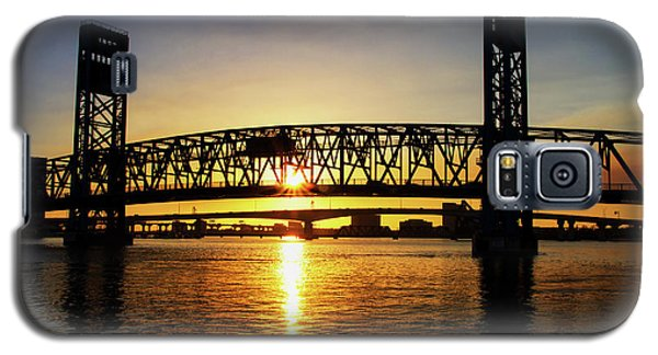 Sunset Bridge 1 Galaxy S5 Case