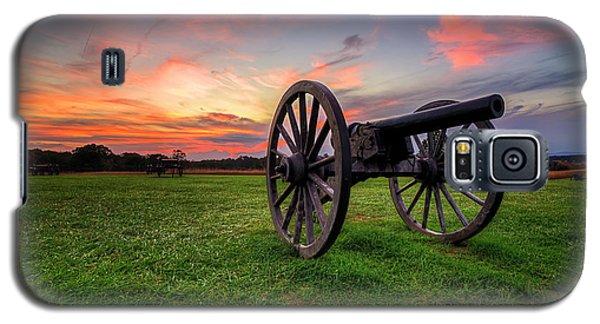 Sunset Canon Galaxy S5 Case