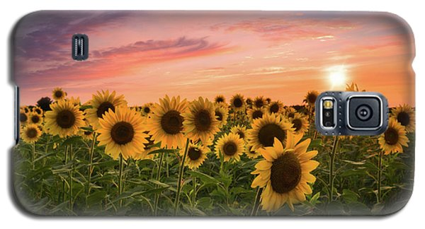 Sunset Choir Galaxy S5 Case