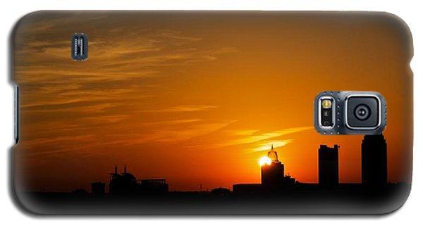 Sunset City Galaxy S5 Case