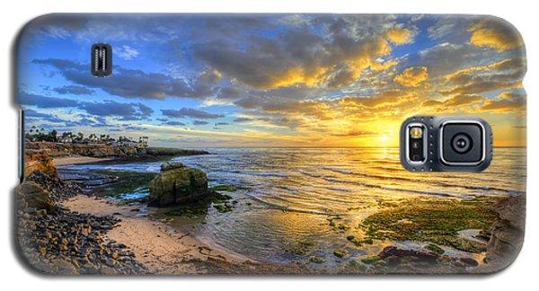 Sunset Cliffs Galaxy S5 Case