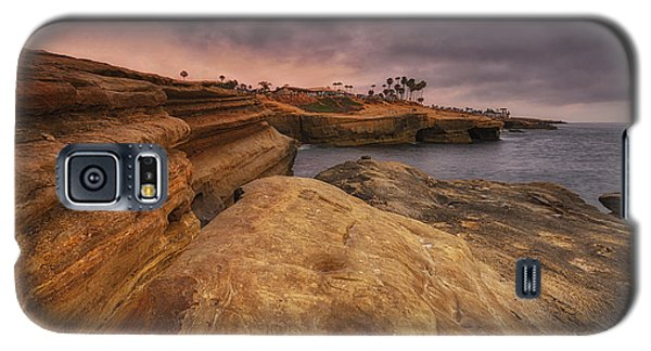 Galaxy S5 Case featuring the photograph Sunset Cliffs - Point Loma - San Diego by Photography  By Sai