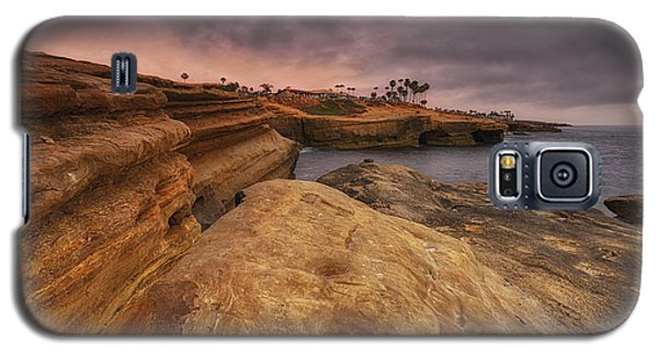 Sunset Cliffs - Point Loma - San Diego Galaxy S5 Case