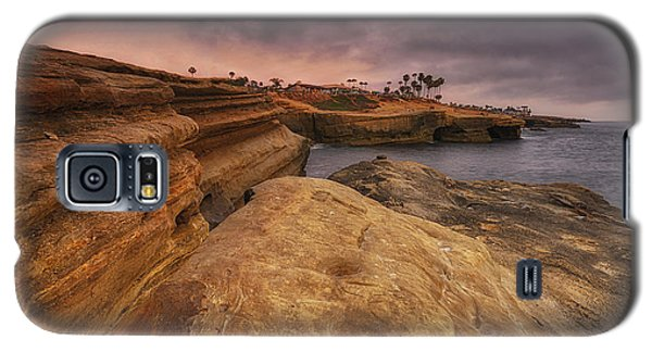 Sunset Cliffs - Point Loma - San Diego Galaxy S5 Case