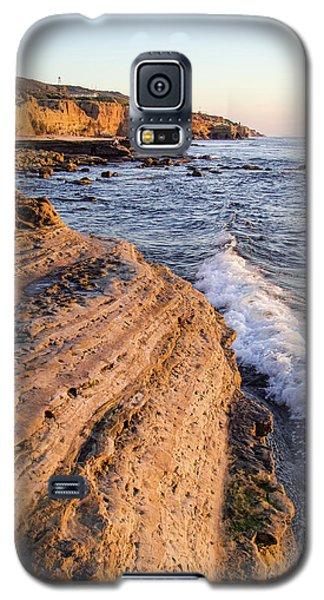 Sunset Cliffs, San Diego, California  -74706 Galaxy S5 Case
