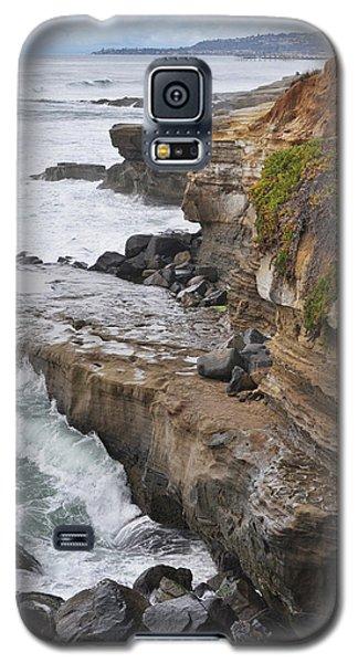 Sunset Cliffs San Diego Portrait Galaxy S5 Case
