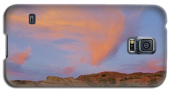 Sunset Clouds, Badlands Galaxy S5 Case