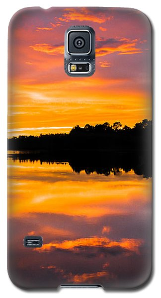 Sunset Colors Galaxy S5 Case