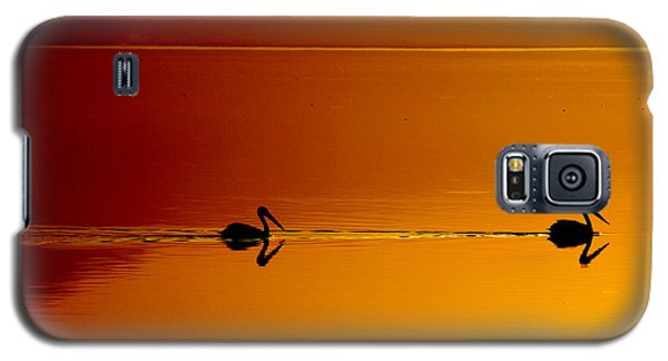 Sunset Cruising Galaxy S5 Case