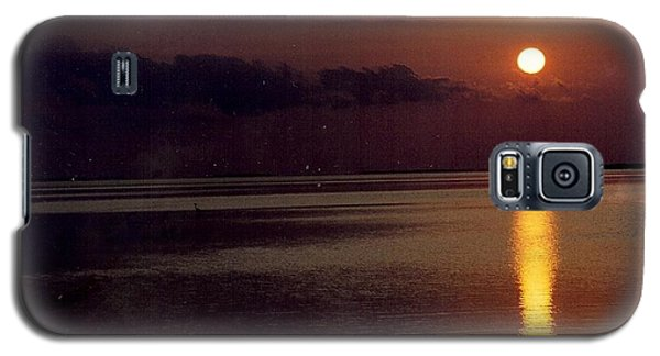 Galaxy S5 Case featuring the photograph Sunset by Denise Moore