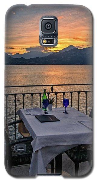 Sunset Dining Galaxy S5 Case
