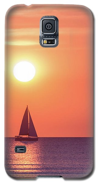 Sunset Dreams Galaxy S5 Case