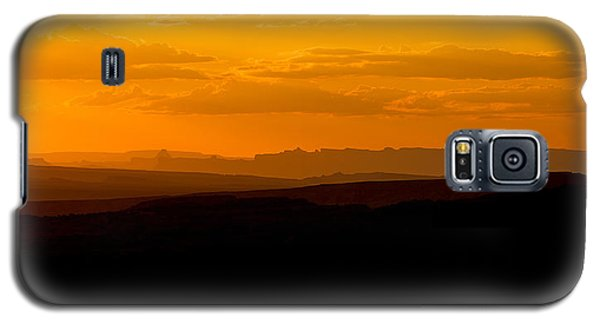 Galaxy S5 Case featuring the photograph Sunset by Evgeny Vasenev