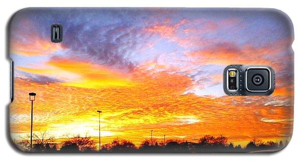 Sunset Forecast Galaxy S5 Case