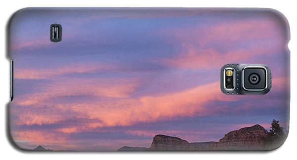 Sunset From Bell Rock Trail Galaxy S5 Case