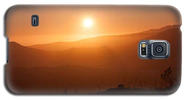 Sunset From Marine Headlands San Francisco Galaxy S5 Case