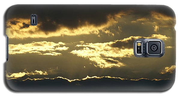 Galaxy S5 Case featuring the photograph Sunset by Heidi Poulin