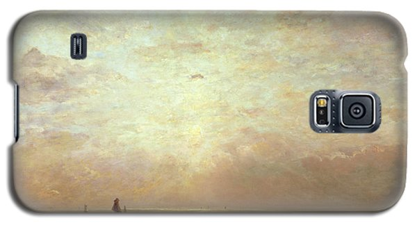 Sunset Galaxy S5 Case by Hendrik William Mesdag