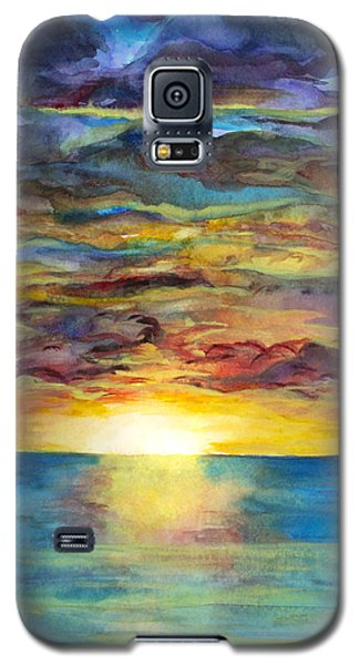 Sunset II Galaxy S5 Case by Suzette Kallen