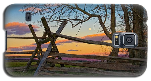Sunset In Antietam Galaxy S5 Case
