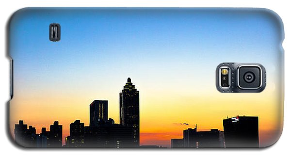 Sunset In Atlaanta Galaxy S5 Case