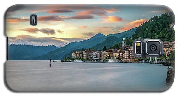Sunset In Bellagio On Lake Como Galaxy S5 Case