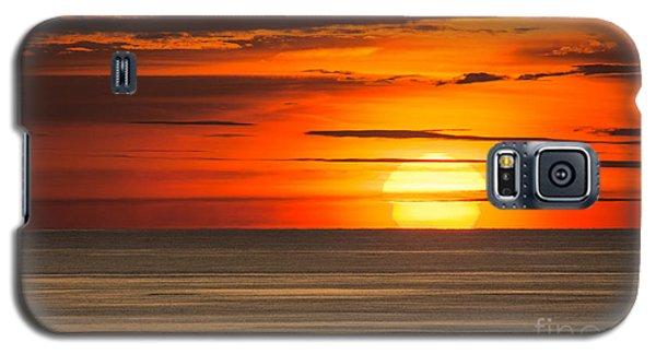 Sunset In Bermuda Galaxy S5 Case