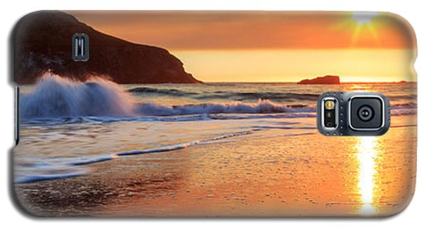 Sunset In Brookings Galaxy S5 Case