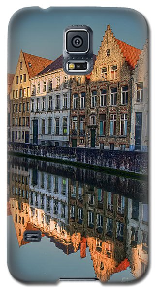 Sunset In Bruges Galaxy S5 Case