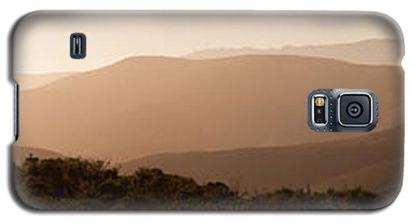 Sunset In California Galaxy S5 Case