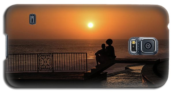 Sunset In Cerritos Galaxy S5 Case